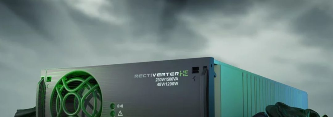 Eltek rectiverter DC power
